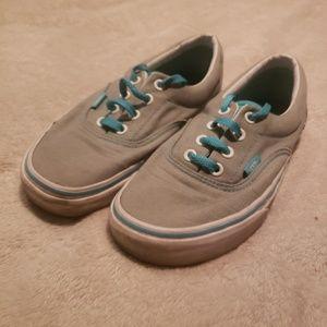 Vans Low Top Sneakers (Size 5.5 Mens/Size 7 Womens